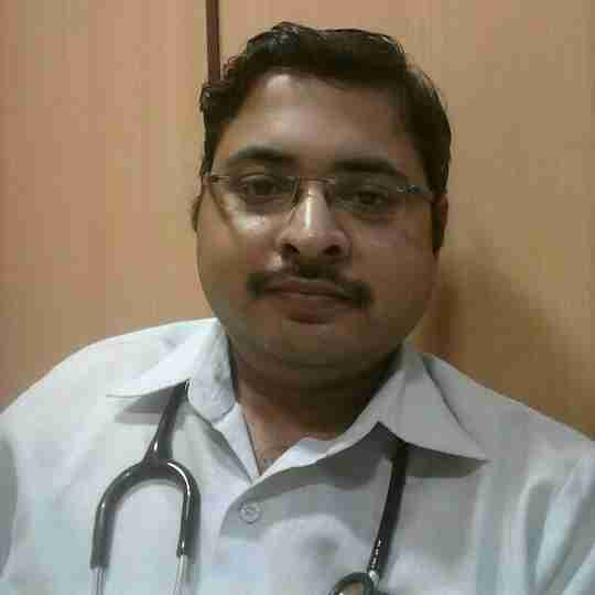 Dr. Vivek Maheshwari's profile on Curofy