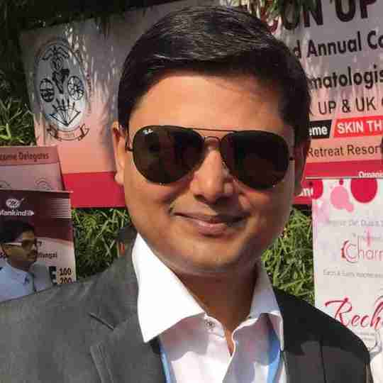 Dr. Pankaj Tiwary's profile on Curofy