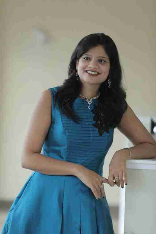 Dr. Rinki Shah's profile on Curofy