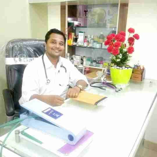 Dr. Dhumal Suhas's profile on Curofy