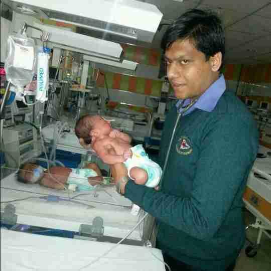 Dr. Pranav Jain's profile on Curofy