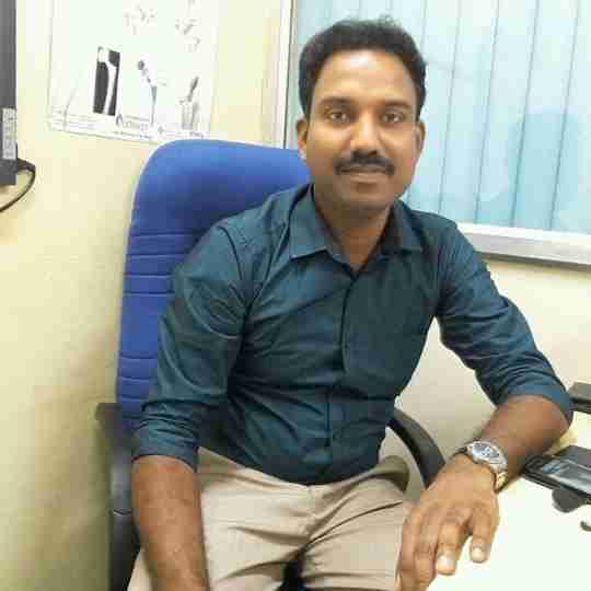 Dr. Muthaiyan T M's profile on Curofy