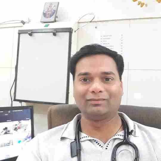 Dr. Vinay Kulkarni's profile on Curofy