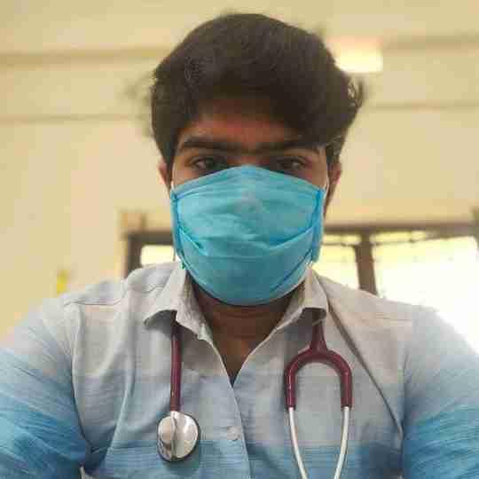 Dr. Gokul G's profile on Curofy