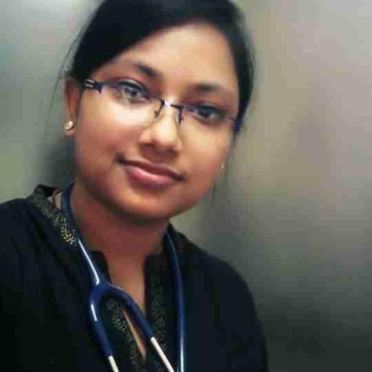 Dr. Debolina Das's profile on Curofy