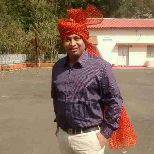 Dr. Nitin Sherkar's profile on Curofy