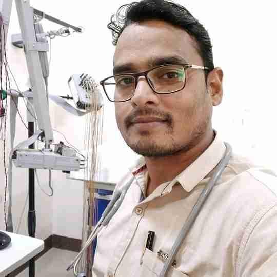 Dr. Jitendra Sahu's profile on Curofy