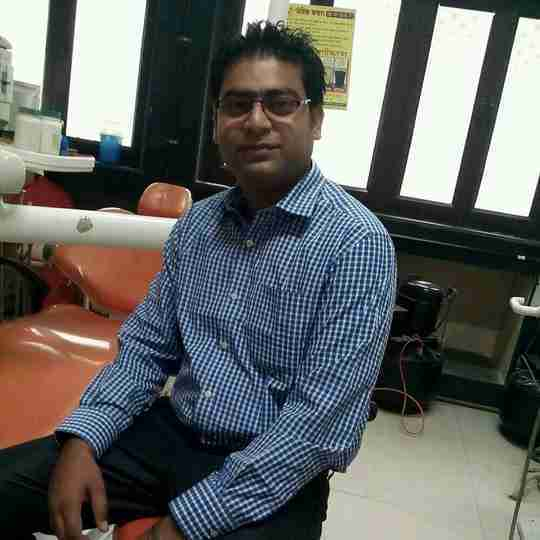 Dr. Vaibhav Prakash's profile on Curofy