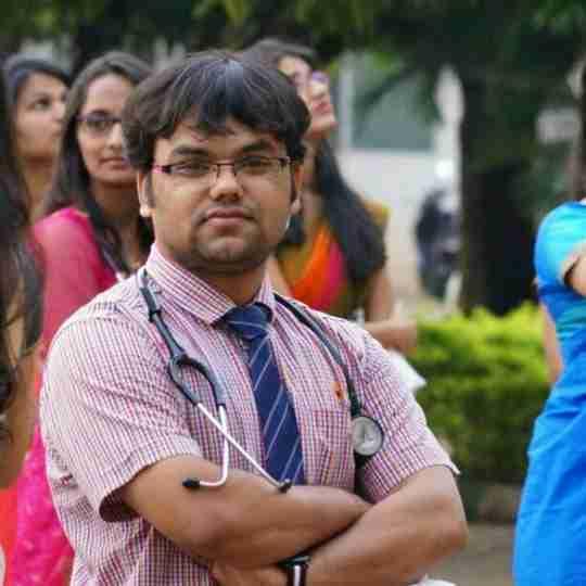 Dr. Ravindra Kumar S Chauhan's profile on Curofy