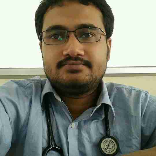 Dr. Indranil Ghosh's profile on Curofy