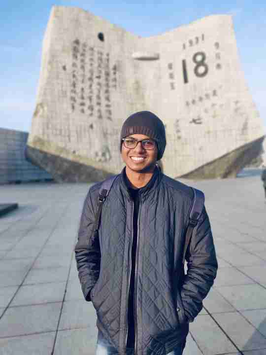Tamil Barathi's profile on Curofy