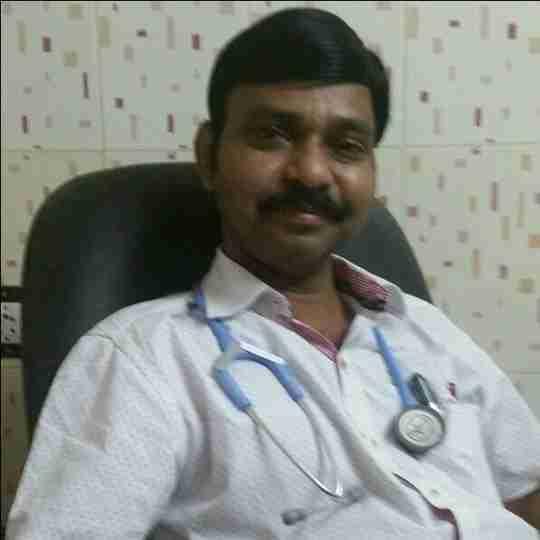 Dr. Veeranki Ravi Paul's profile on Curofy