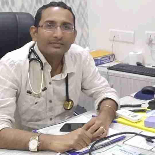 Dr. Nanda Kishore Bompelli's profile on Curofy