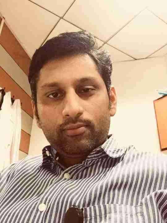 Dr. Ravindra Prasad Thokala's profile on Curofy