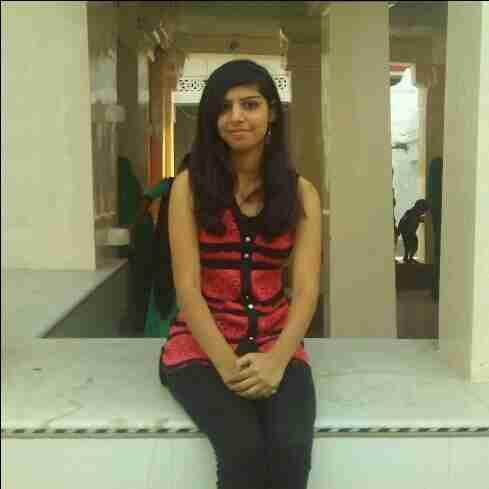 Ankita Shrivastava's profile on Curofy