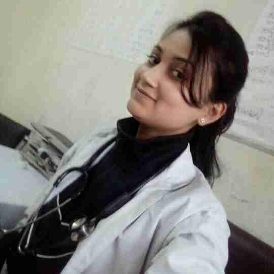 Dr. Rashi Soni's profile on Curofy