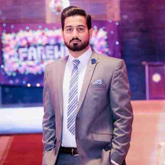 Jahangir Ahmad's profile on Curofy