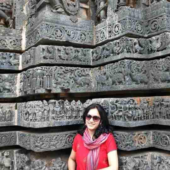 Dr. Anjana Rao's profile on Curofy