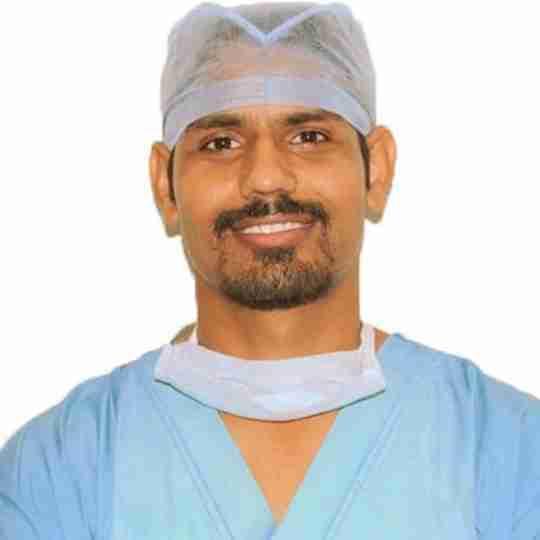 Dr. Arpit Jain's profile on Curofy