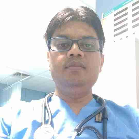 Dr. Rakesh Prasad's profile on Curofy