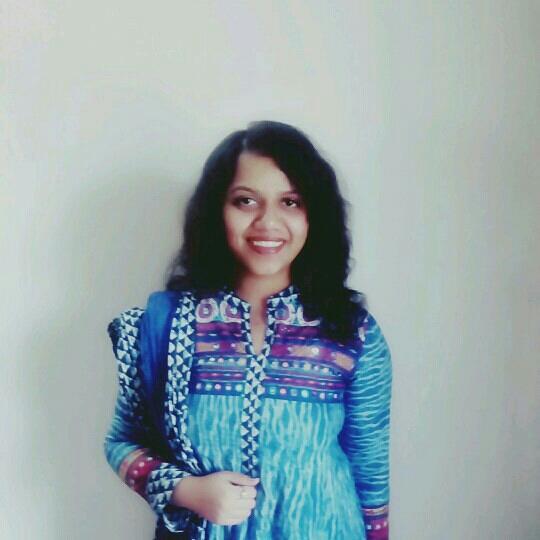 Anubhuti Janwade's profile on Curofy