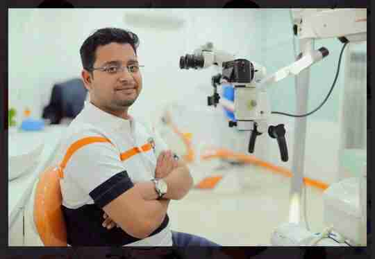 Dr. Arpit Kumbhare's profile on Curofy