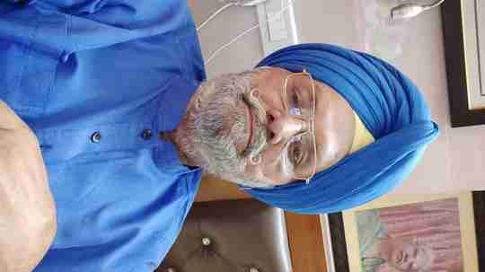 Dr. Om Parkash Singh Kande's profile on Curofy