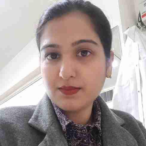 Dr. Ishpreet Kaur's profile on Curofy