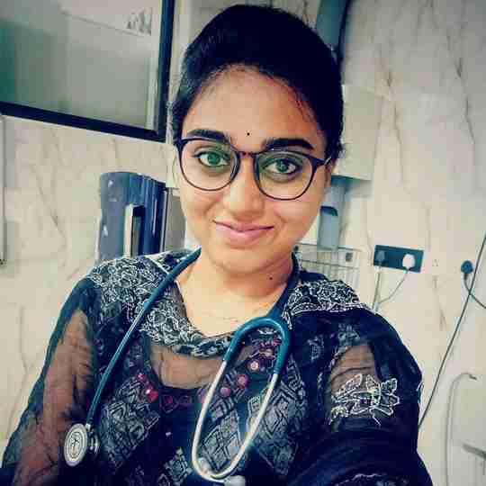Apoorva Raavi's profile on Curofy