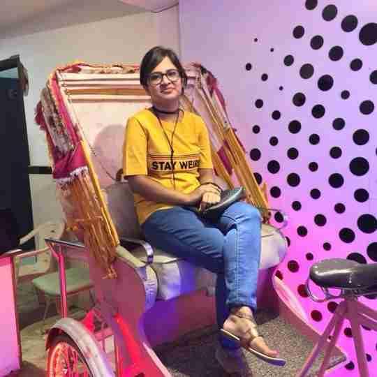 Jyoti Priyadarshini's profile on Curofy