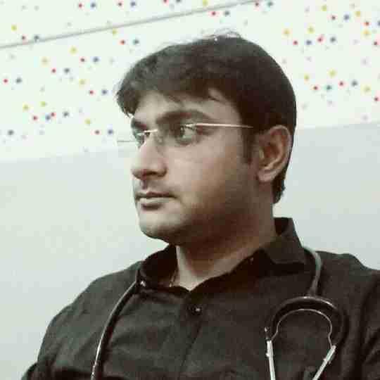 Dr. Ashish Tripathi's profile on Curofy