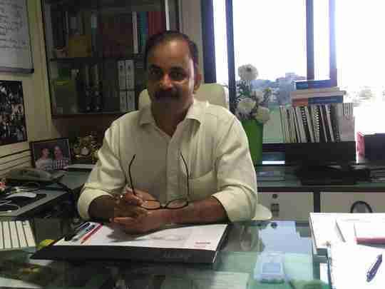 Dr. Rajan Barokar's profile on Curofy