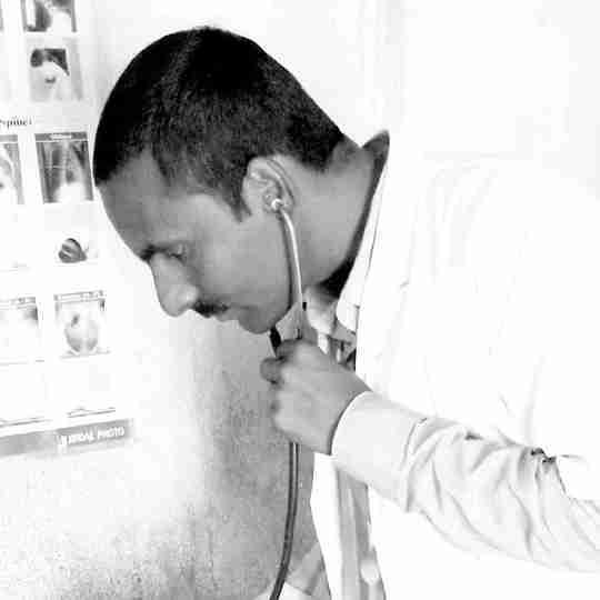 Dr. Arbind Kumar Sharma's profile on Curofy