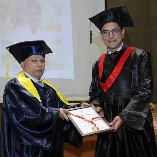 Dr. Vrajesh Unadkat's profile on Curofy