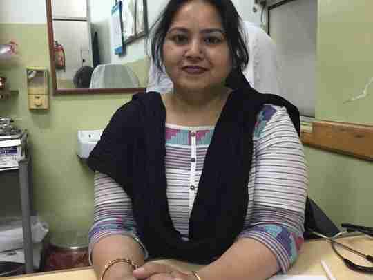 Dr. Luna Ajmali's profile on Curofy
