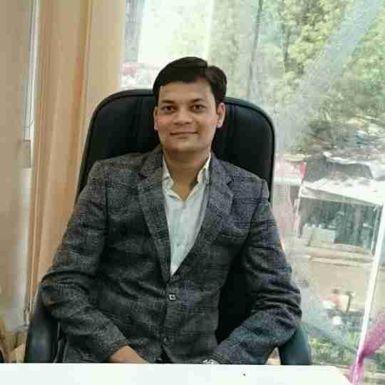 Dr. Chetan Maandharkar's profile on Curofy