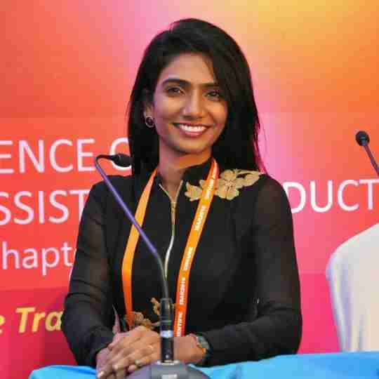 Dr. Apoorva Pallam Reddy's profile on Curofy