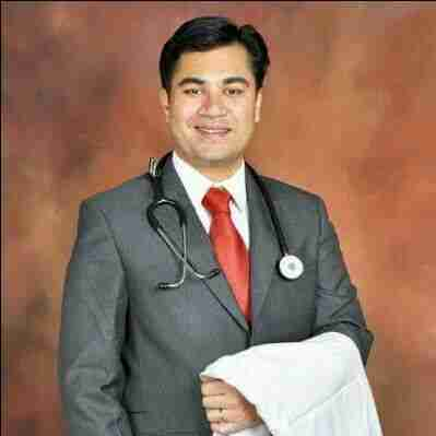 Dr. Amolkumar Diwan's profile on Curofy