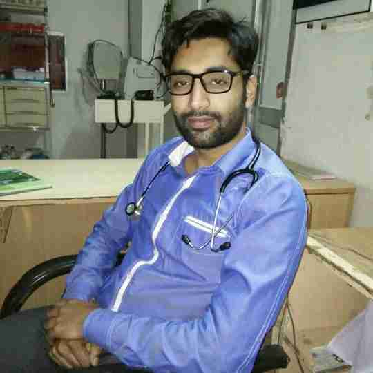Shubham Pandey's profile on Curofy