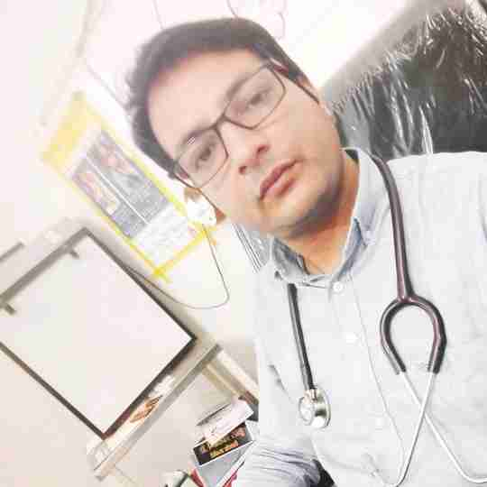 Dr. Shubhanshu Gupta's profile on Curofy