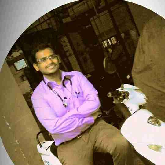 Dr. Anirudha  Kulkarni's profile on Curofy