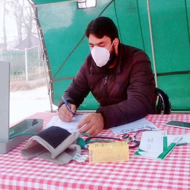 Dr. Shaykh Rafiq (Pt)'s profile on Curofy