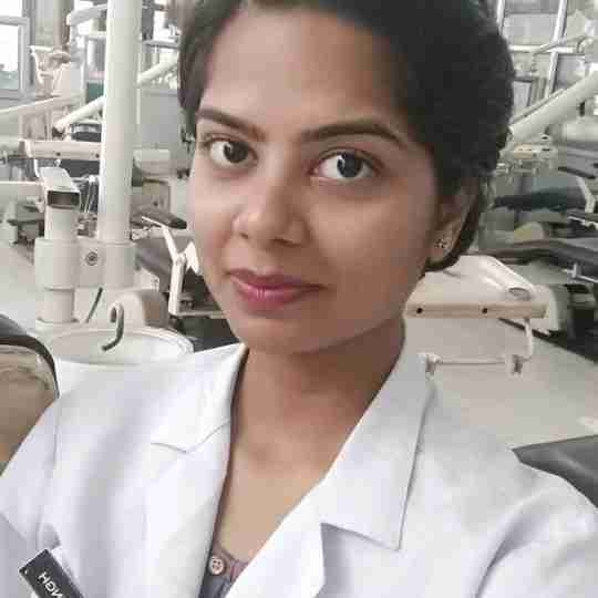 Dr. Diksha Singh's profile on Curofy