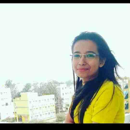 Nimisha Upadhyay's profile on Curofy