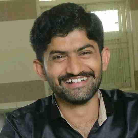 Arvind Kalsariya's profile on Curofy