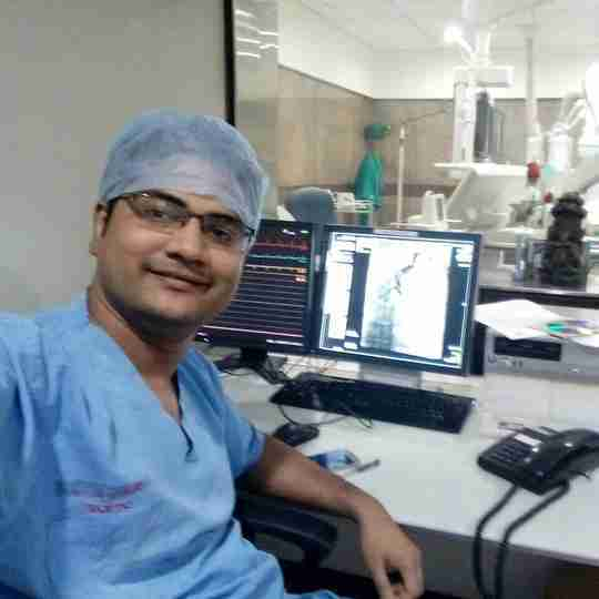 Dr. Rohit Thakare's profile on Curofy
