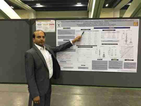 Dr. Pradeepta Sekhar Patro's profile on Curofy