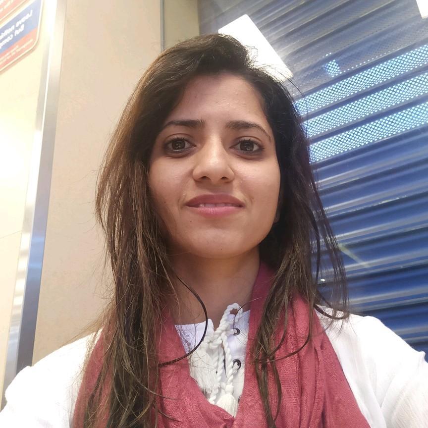 Dr. Shruti Rashinkar's profile on Curofy