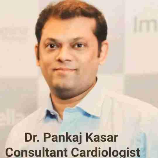 Dr. Pankaj Kasar's profile on Curofy