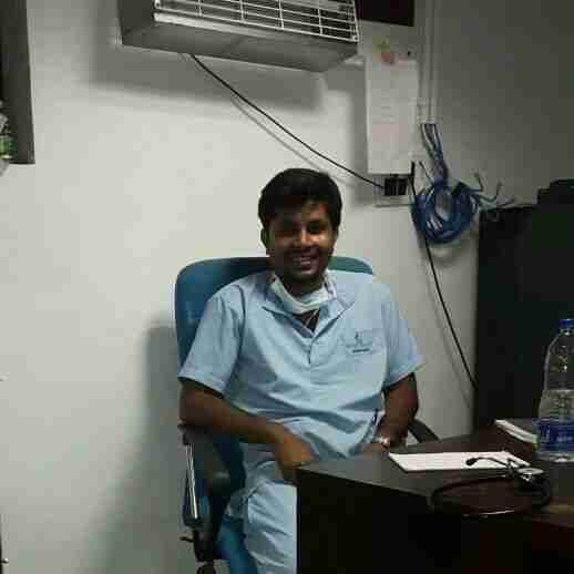 Dr. Nikunj Parmar's profile on Curofy